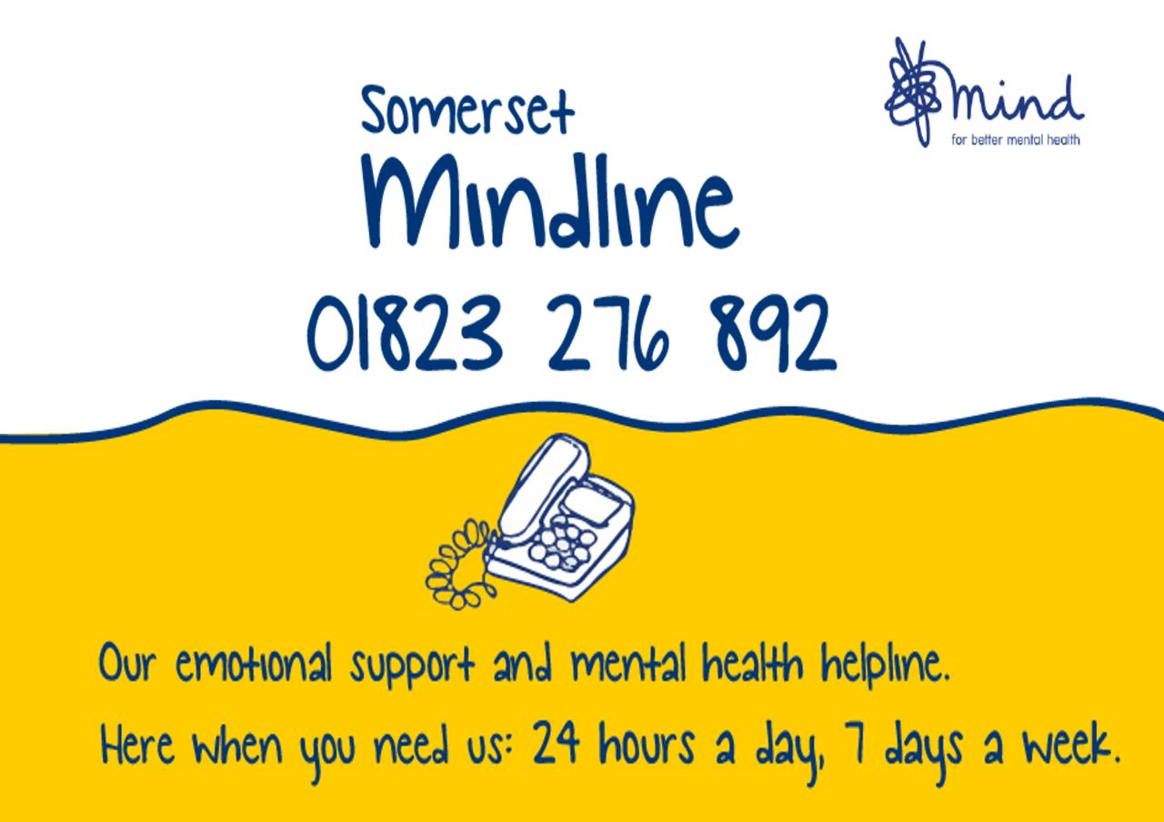 24/7 Mental Health Helpline