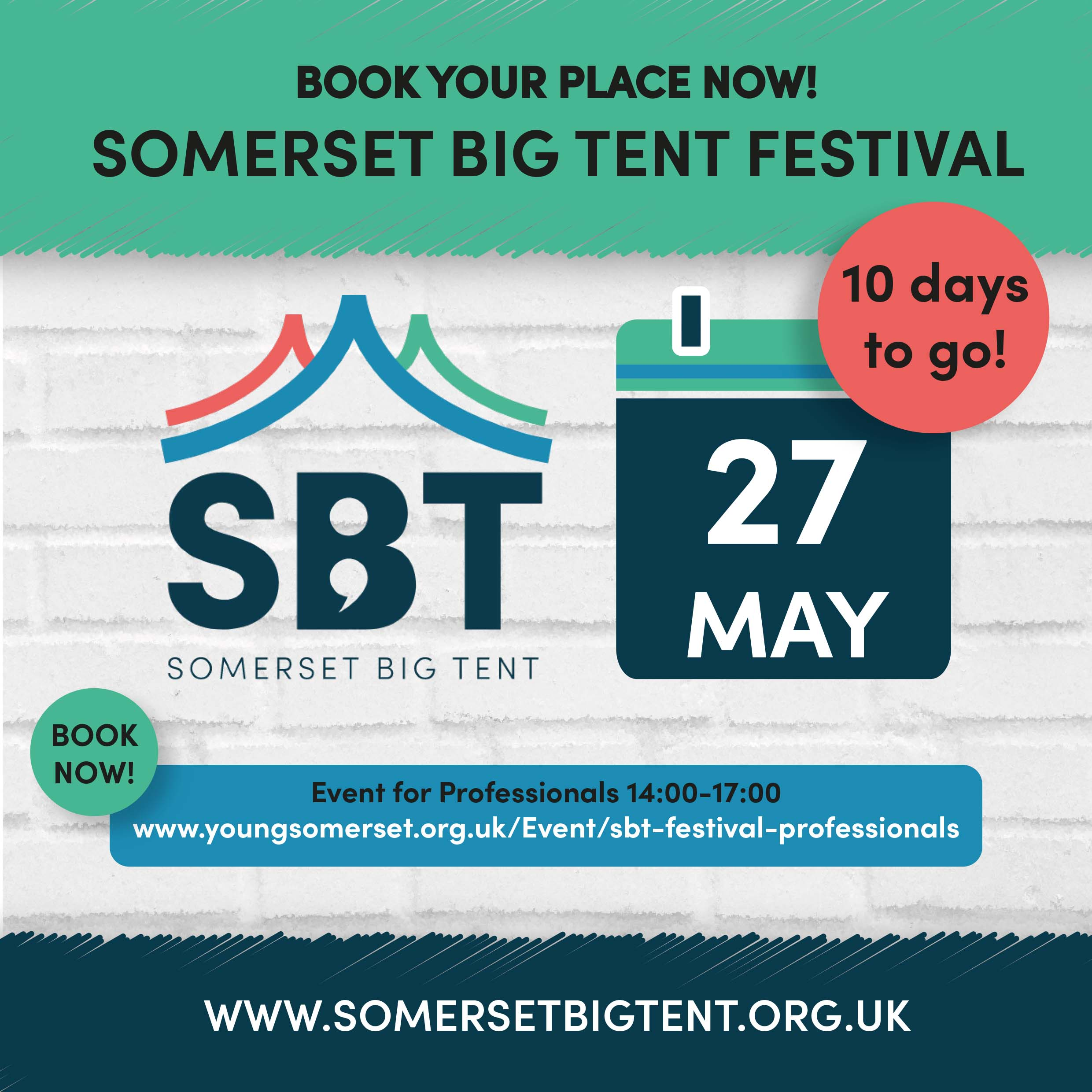 SBT Festival – Book your tickets!